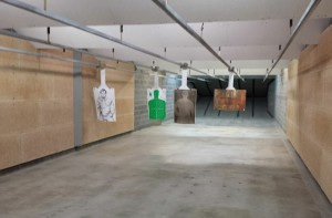 Indoor shooting range the gun store indoor range for Indoor shooting range design uk