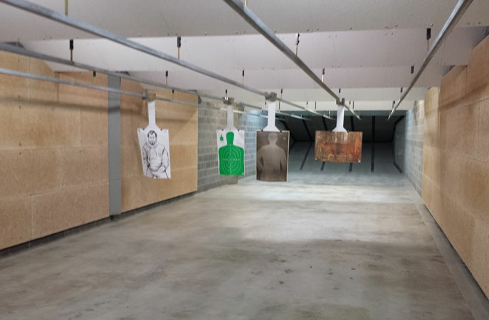 how to start an indoor archery range